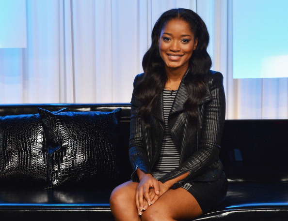 """Keke Palmer Stops By Music Choice Play For """"You & A"""""""