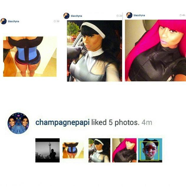 Drake-liking-Blac-Chynas-pics