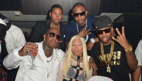 Nicki Minaj Album Release Party At Liv Nightclub