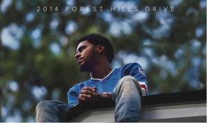 J Cole Album Cover