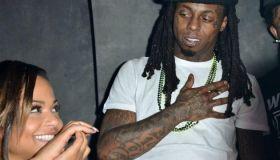 Christina Milian & Lil Wayne