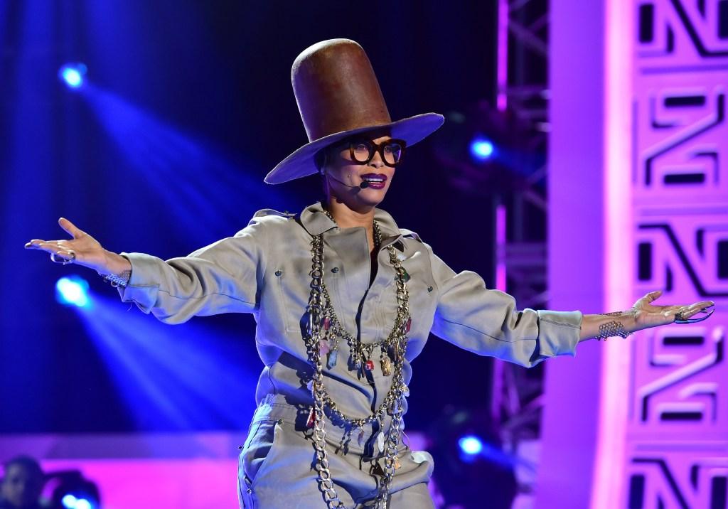 2015 Soul Train Music Awards - Show