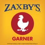 Zaxbys Garner