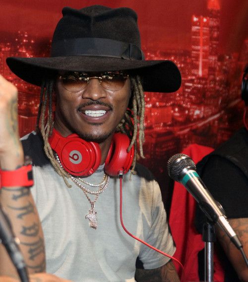 """Future is a fan of Shakespeare. He's said, """"""""When I went to school, I would read Shakespeare and just fell in love with how he mixed his words. I started playing around and writing poems, reading poems."""""""