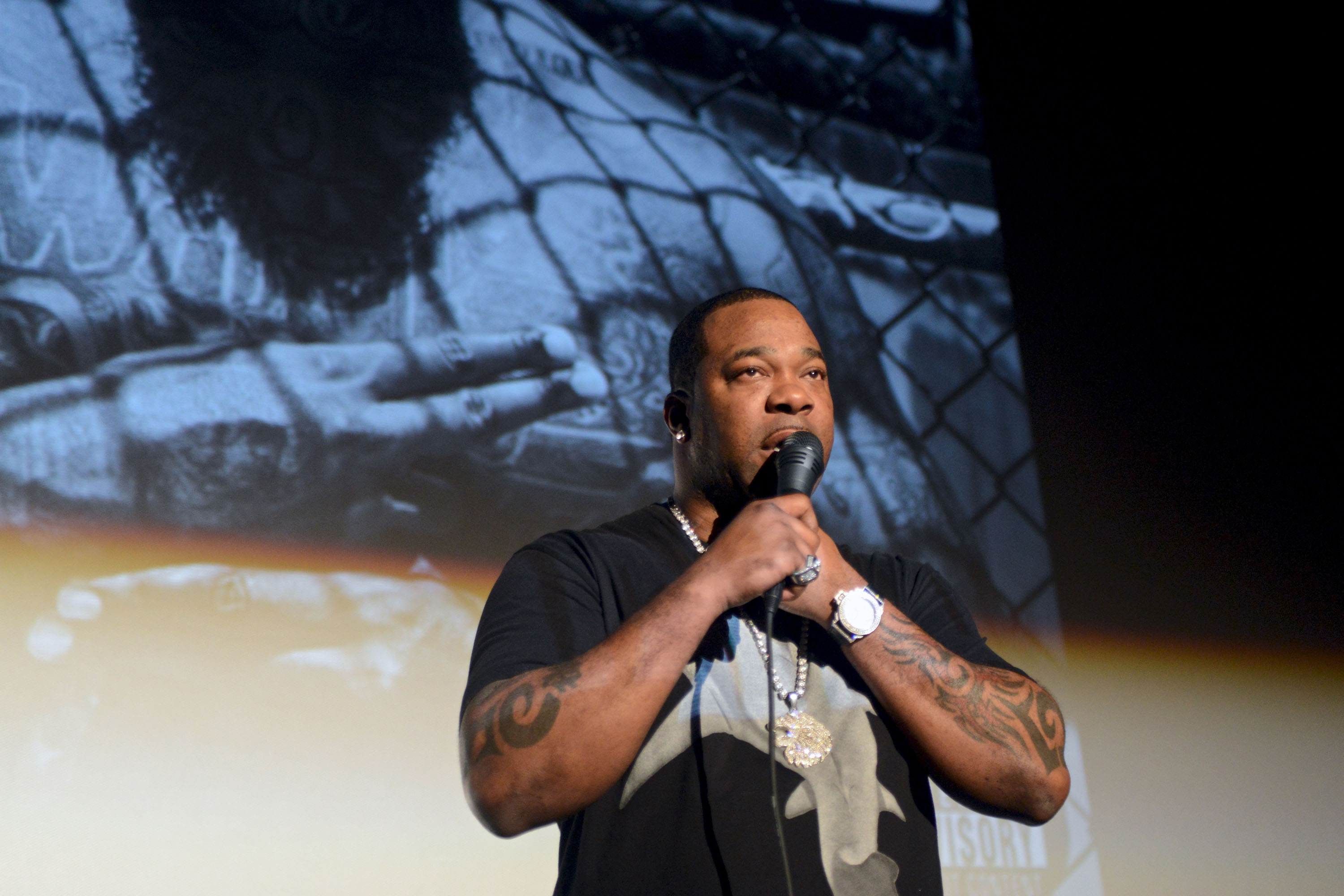 The Game Hosts Special Screening Of His New Film 'The Making of The Documentary 2'