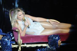 Mariah Carey Performs At The First Direct Arena
