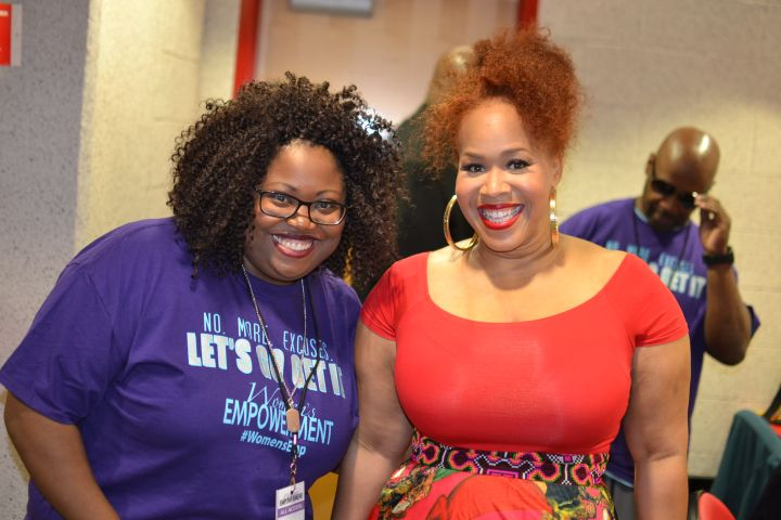 Mir.I.am and Tina Campbell