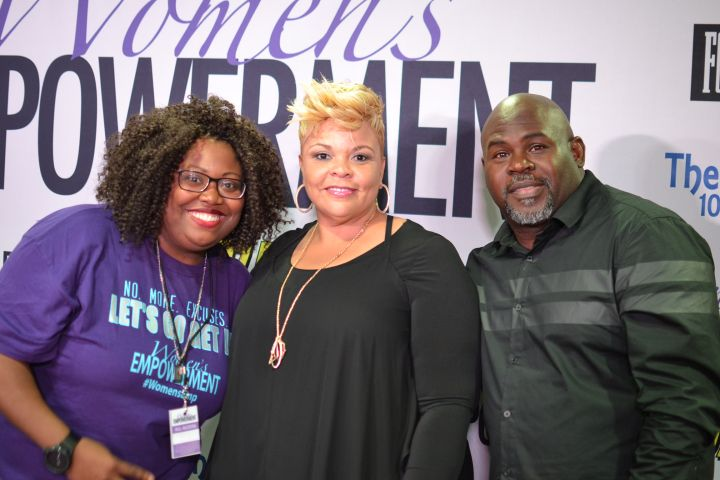 Mir.I.am with David and Tamela Mann
