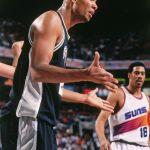 1998 Playoffs: San Antonio Spurs v Phoenix Suns
