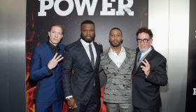 STARZ 'Power' New York Season Three Premiere