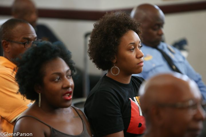 Be The Change Town Hall Meeting at NCCU