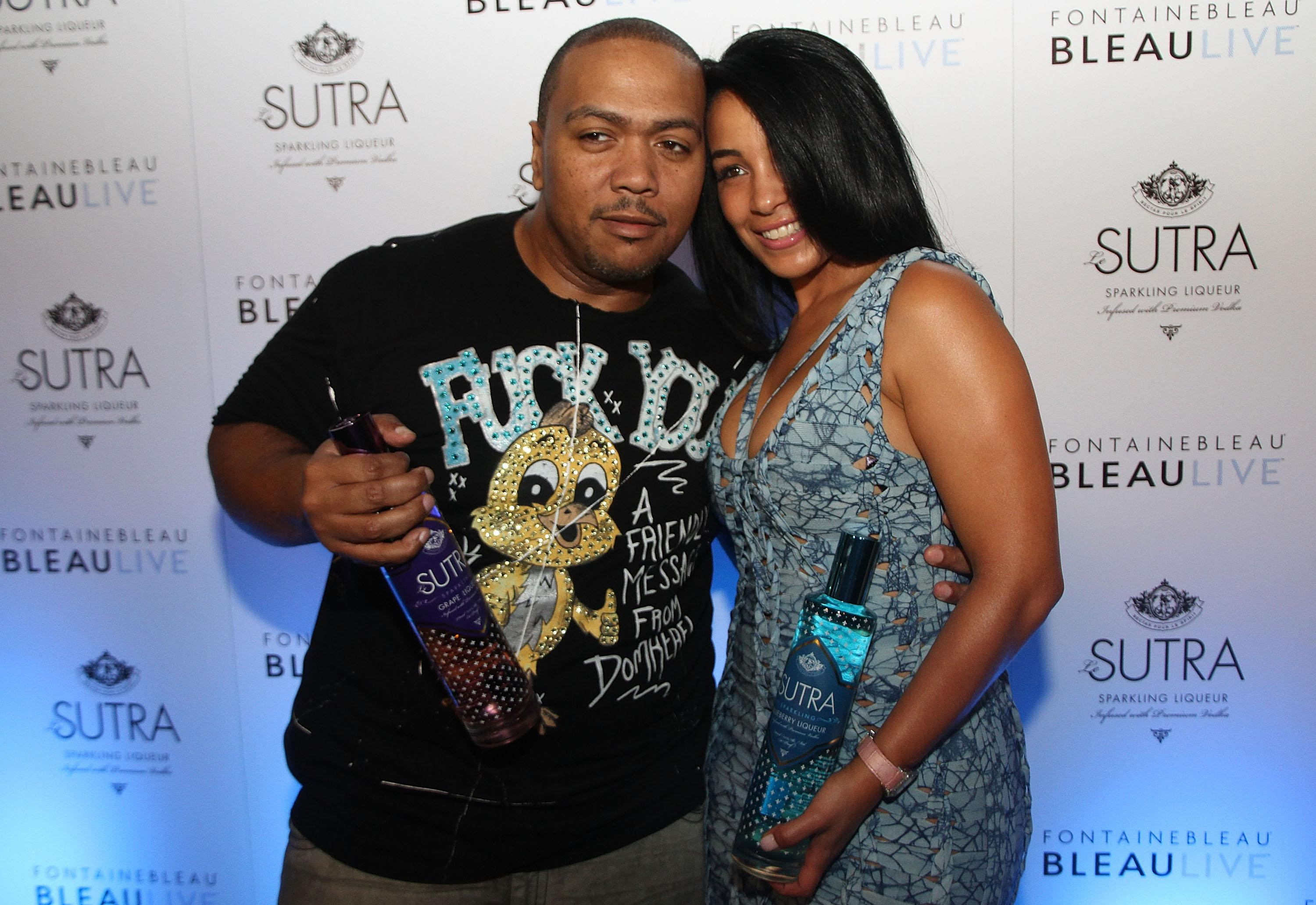 Timbaland Labor Day Weekend Event At Fontainbleu Miami Beach - Arrivals