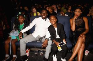 Kevin Hart and Family