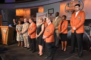 2016 Basketball Hall of Fame Enshrinement Ceremony - Bunn-Gowdy Awards Dinner