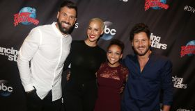 Dancing With The Stars Cast Visits Planet Hollywood
