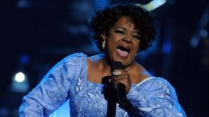 Shirley Caesar Does The You Name It Challenge With Radio One Raleigh!