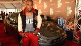 BET Hip Hop Awards 2012 - Red Carpet