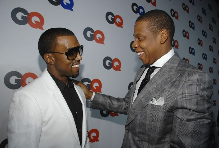 GQ 50th Anniversary Party