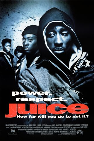 Poster For 'Juice'