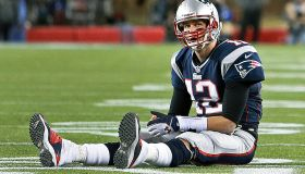 AFC Championship: Baltimore Ravens Vs. New England Patriots