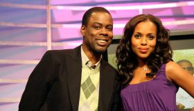 Chris Rock, Kerry Washington and NE-YO Visit 106 & Park - March 16, 2007