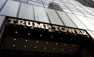 Trump Tower New York's Tourist Attraction