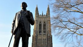 Statue at University of North Carolina at Chapel Hill