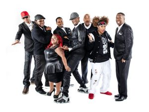 The Rickey Smiley Morning Show Cast 2016