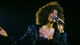 Whitney Houston Performing In Paris