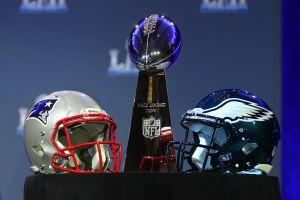 NFL: JAN 31 Super Bowl LII Preview - Commissioner Goodell Press Conference