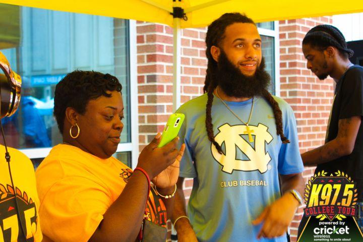 K97.5 College Tour: UNC Chapel Hill
