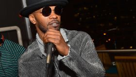 Jamie Foxx Private Listening Session