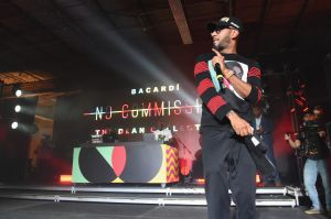BACARDI, Swizz Beatz And The Dean Collection Bring NO COMMISSION Back To Miami To Celebrate 'Island Might' - Friday December 8