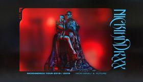 Future and Nicki Minaj NickiHndrxx tour
