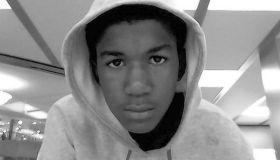 trayvon martin hoodie up