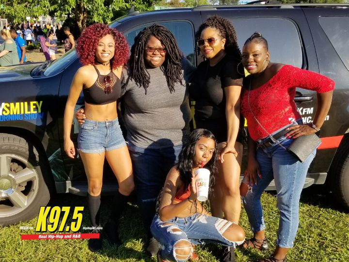 Chris Brown Concert — Radio One Raleigh