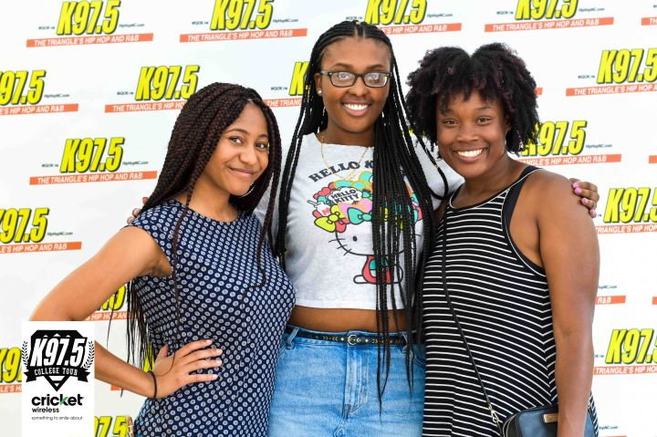 K975 College Tour- UNC Chapel Hill 8.22.2018