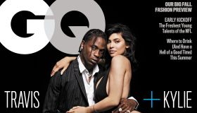 Kylie Jenner, Travis Scott For GQ