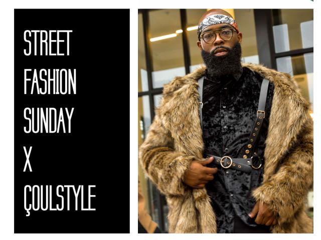 Street Fashion Sunday: January 2019 Feature Photo