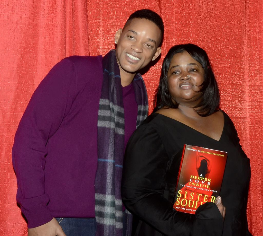 Sister Souljah And Will Smith