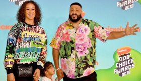 DJ Khaled & Nicole Tucker