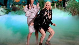 Cardi B And Ellen