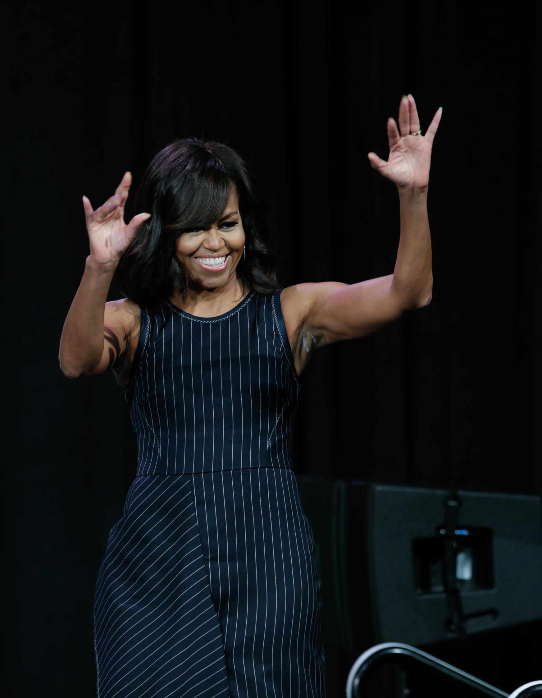 Michelle Obama SXSW 2016 Keynote