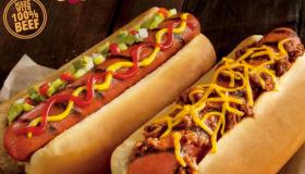 Hot Dogs @ BK