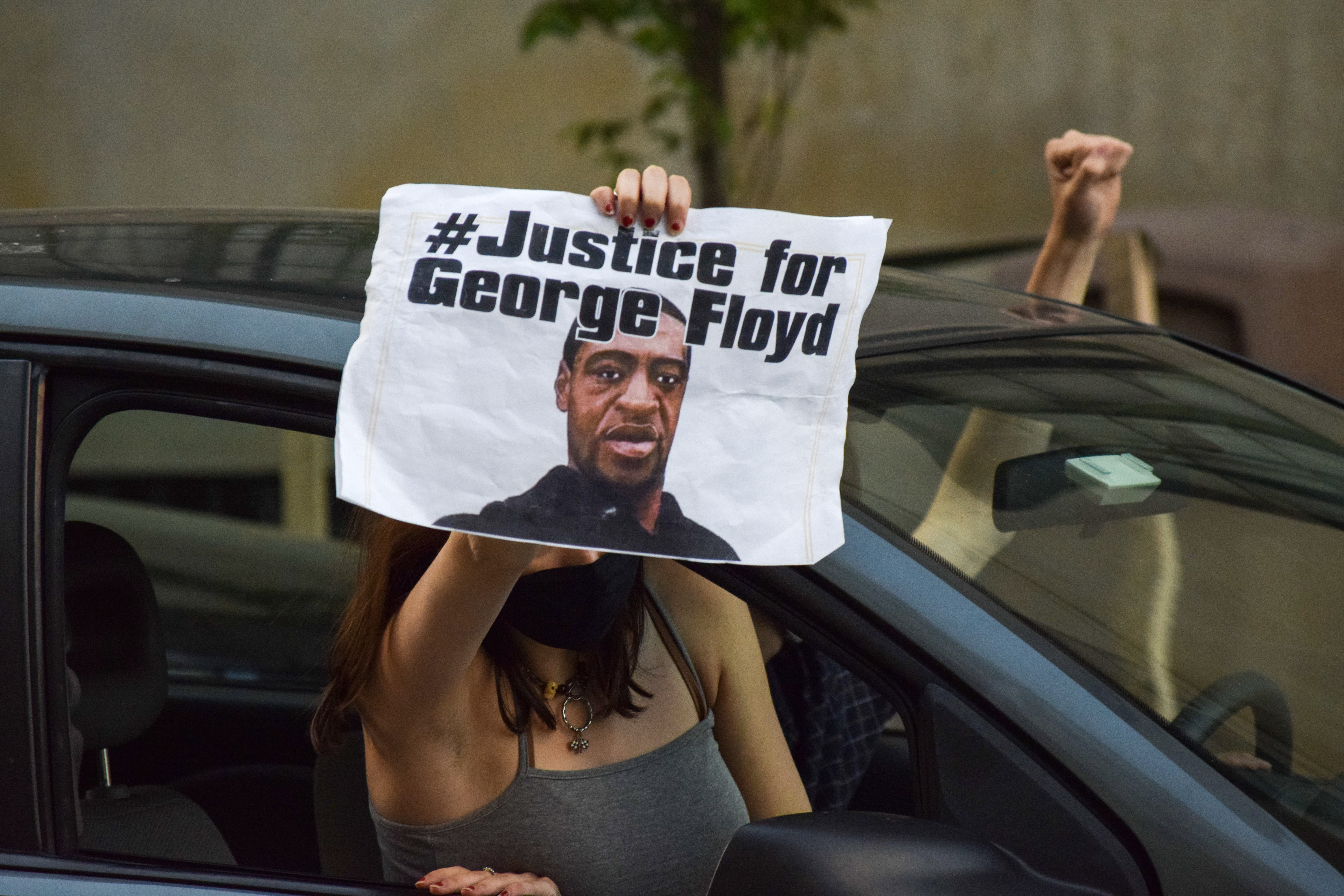 Baltimore Protests George Floyd Death