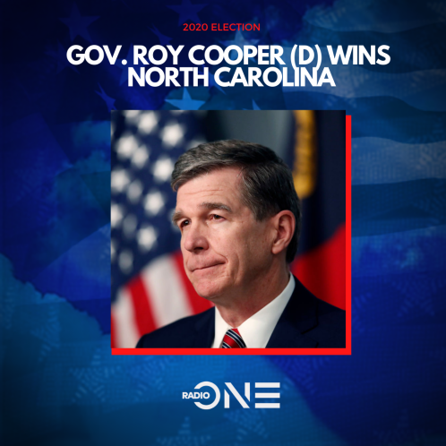 roy cooper election wins 2020
