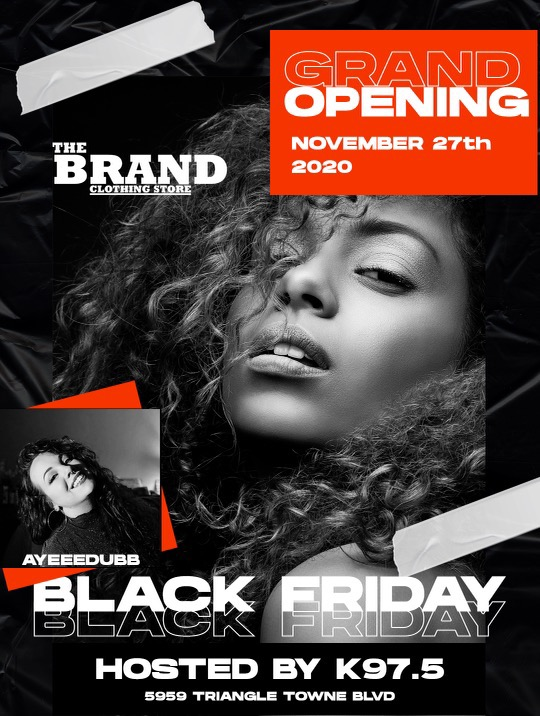 The Brand Clothing Grand Opening