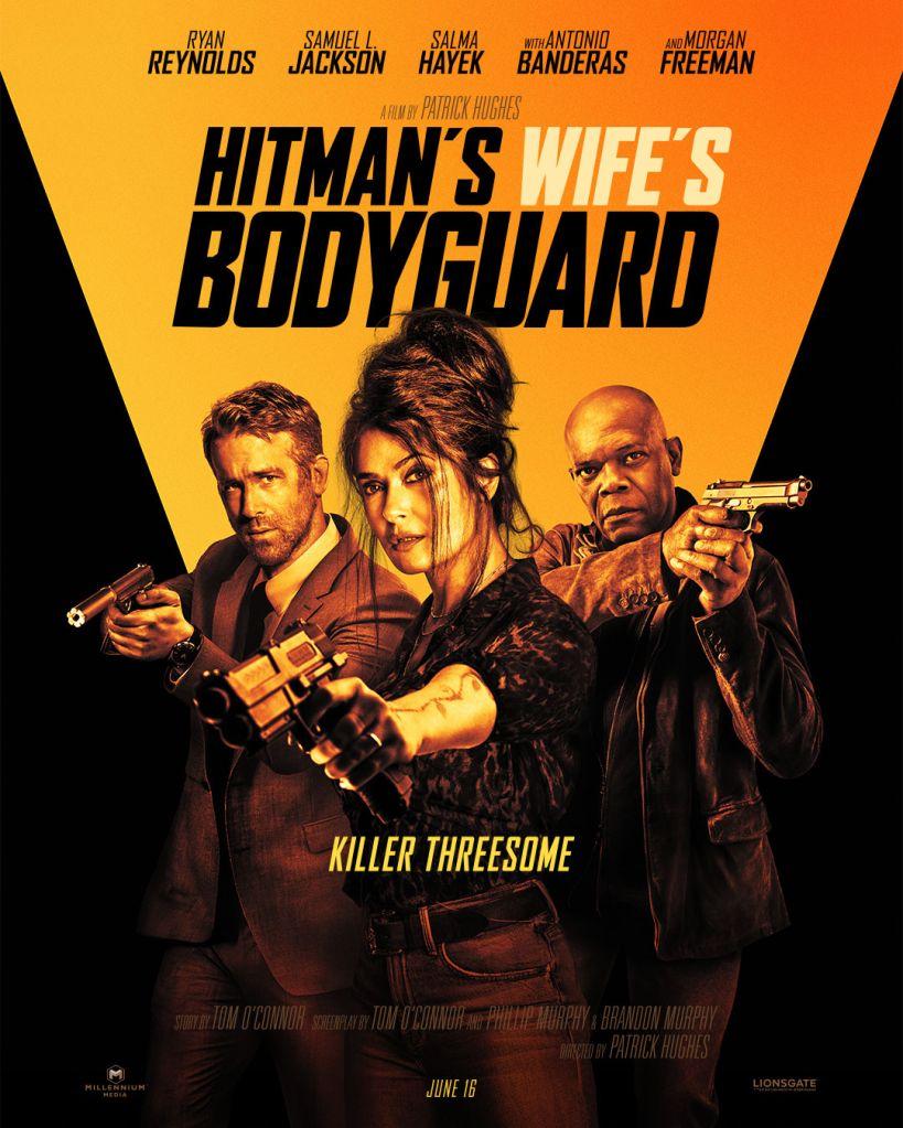 Hitman's Wife's Bodyguard Register to Win