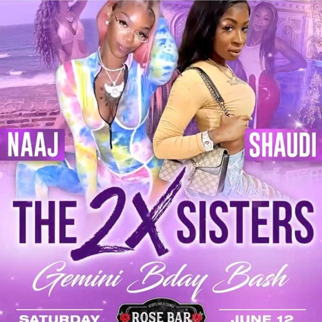 2x Sisters