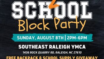 ACH Back to School Block Party